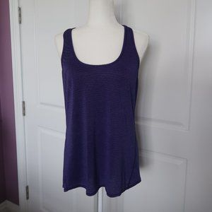 ATHLETA BLUE PURPLE TANK TOP